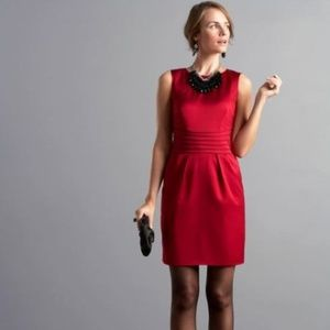 Banana Republic Red Sheath dress size 8